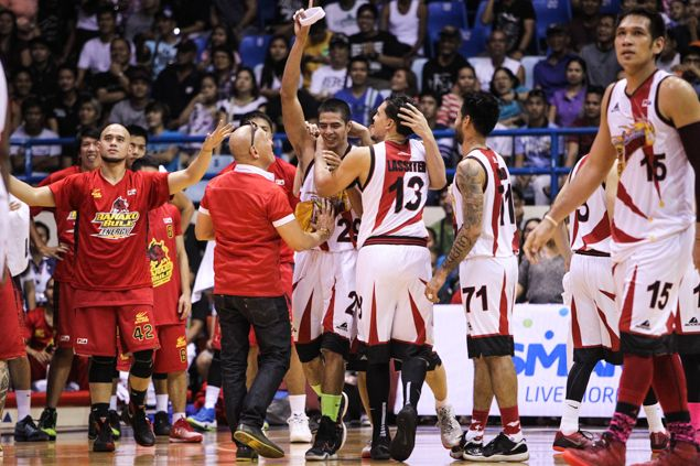 SMB game-hero Arwind Santos says game-winner will cheer up ailing mom