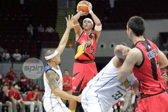 No Christmas break for SMB as it goes for the kill against outfought Texters