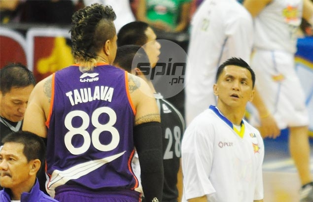 Former partners Asi Taulava, Jimmy Alapag admit a 'last dance' with Talk 'N Text remote at this time