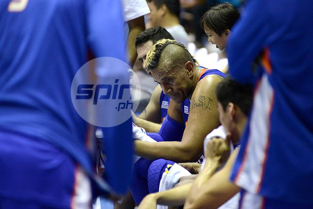 One for the ages as Taulava, 42, again in the frame for yearend awards