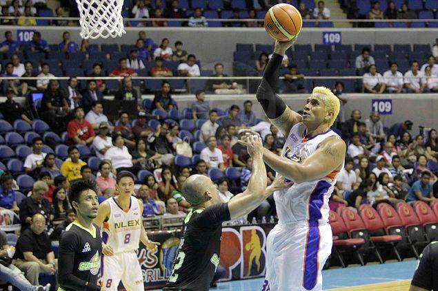 One for the road for NLEX as Asi Taulava-led fightback frustrates GlobalPort
