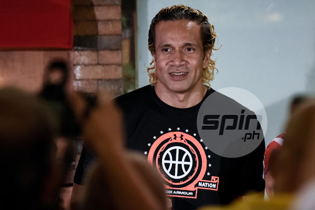 Ageless Asi Taulava a source of inspiration as he joins Under Armour team of ambassadors