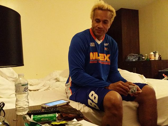 Flu-stricken Asi Taulava vows to play in PBA All-Stars as participants drop like flies