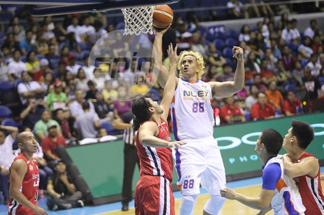 Asi Taulava says 'work, work and more work' during Lenten break led to NLEX resurrection