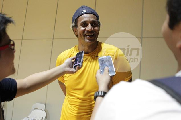 Asi Taulava, 42, feels like a rookie all over again after making Gilas cut for Fiba Asia
