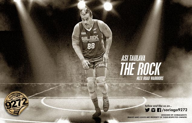 Asi Taulava takes another step back in time with short shorts, body-hugging top