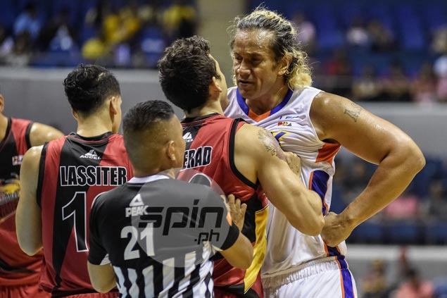 Asi Taulava not yet off the hook as PBA reviews 'slapping incident' with David Semerad