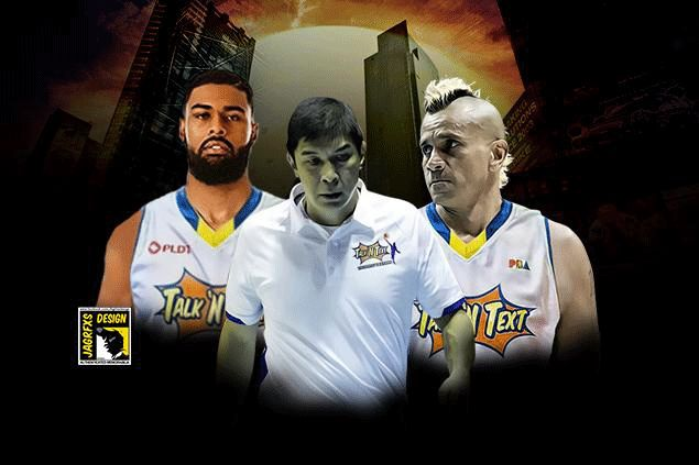 Asi Taulava, Tautuaa among possible options as Talk 'N Text searches for answers to Fajardo and Co.