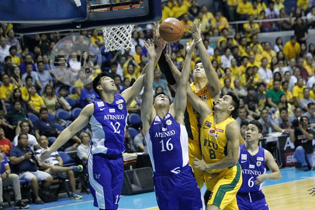 FEU Tamaraws stretch Ateneo Eagles' woes with grind out win in UAAP marquee duel