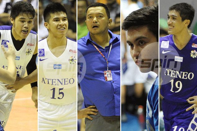 UAAP PREVIEW: Five burning questions facing Ateneo Eagles ahead of Season 78