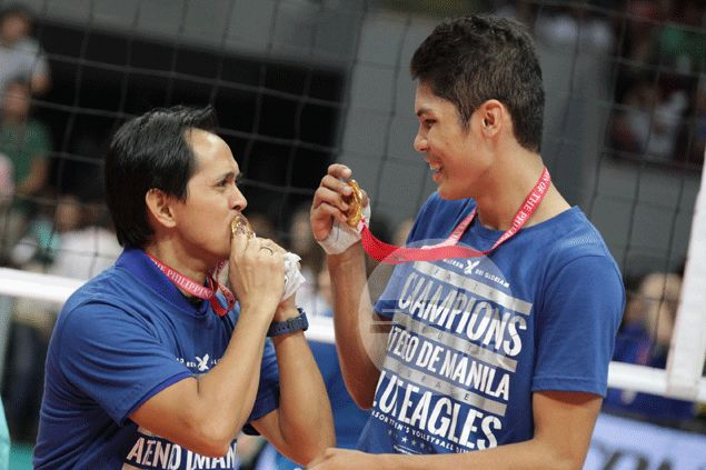 Ateneo coach Oliver Almadro plays down revenge factor after win over nemesis NU