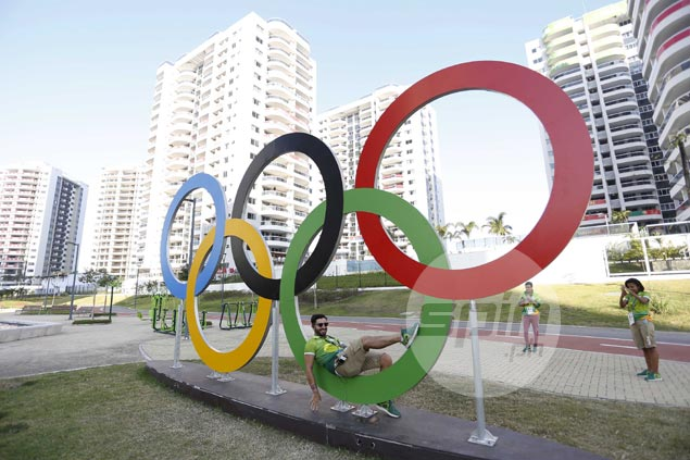 Olympics organizers suspect unhappy workers behind 'isolated' sabotage at Athletes Village
