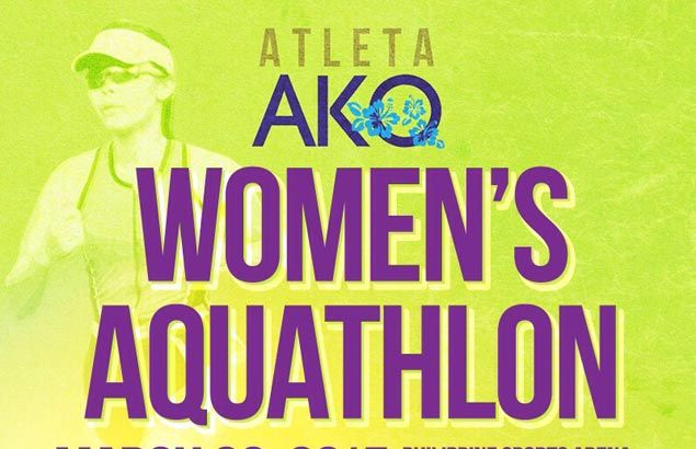 BIKEKING to stage Atleta Ako Women's Aquathlon at PhilSports Complex