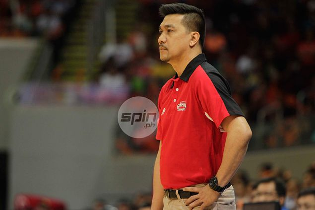 Unperturbed Ginebra coach Ato Agustin sees light at the end of tunnel