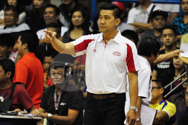 Ato Agustin explains limited Yeo minutes, late-game decisions in Ginebra loss to NLEX