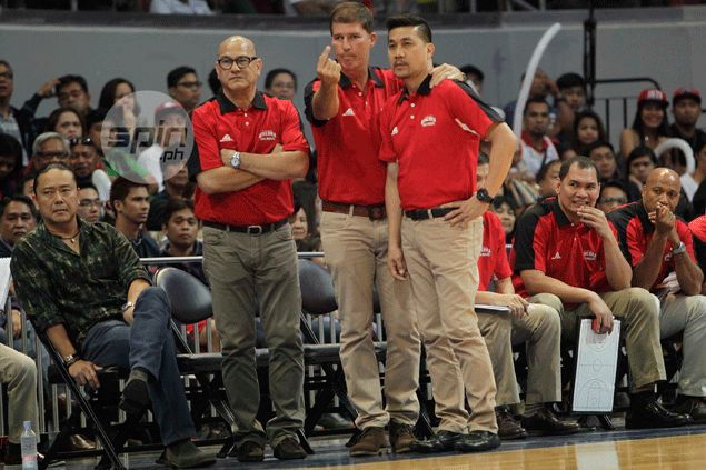 Barako Bull coach Koy Banal on Ginebra: 'They're gonna come out strong for sure'