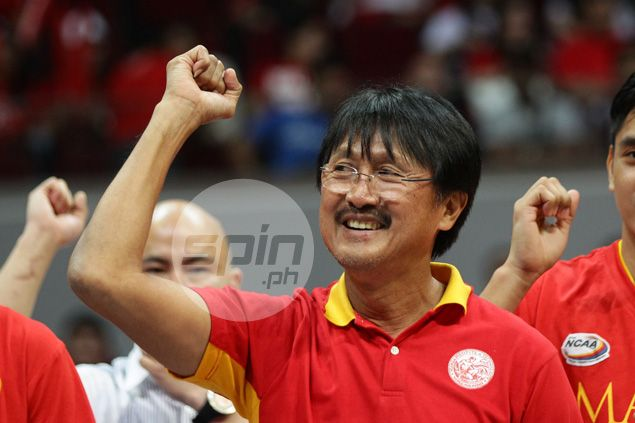 Atoy Co, Nimes happy to see Mapua Cardinals finally shed cellar-dweller tag