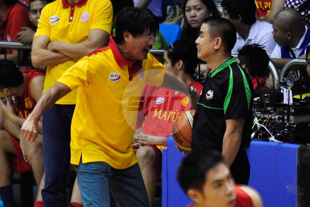 Naked fury at refs prompts Atoy Co to take off shirt after Mapua nearly loses 43-point lead