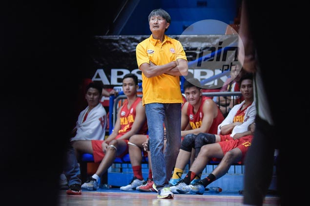 Atoy Co plans to keep 'complacent' Mapua in check with tough tuneups against PBA, NCAA teams