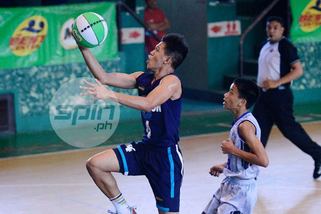 Unbeaten Adamson reaches finals of  BEST Center SBP Passerelle Twin Tournament