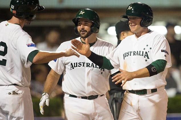 Promising start ends in misfortune as Pinoy batters lose to Aussies in opener of World Baseball Classic