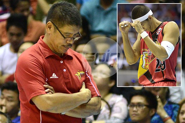 Arwind Santos likely out of Gilas pool - and SMB coach Austria thinks he knows the reason why