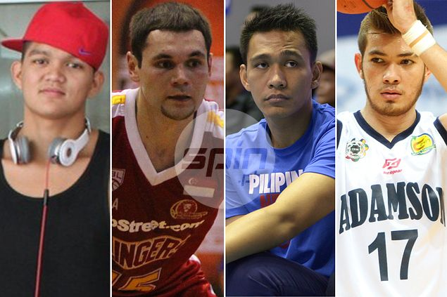 Ginebra takes a look at Brondial, Banchero, Avillanoza, Morrison, Jake Pascual, Semerads in pre-draft workouts