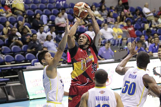 AZ Reid posts triple double as San Miguel wins eighth in a row at expense of Blackwater