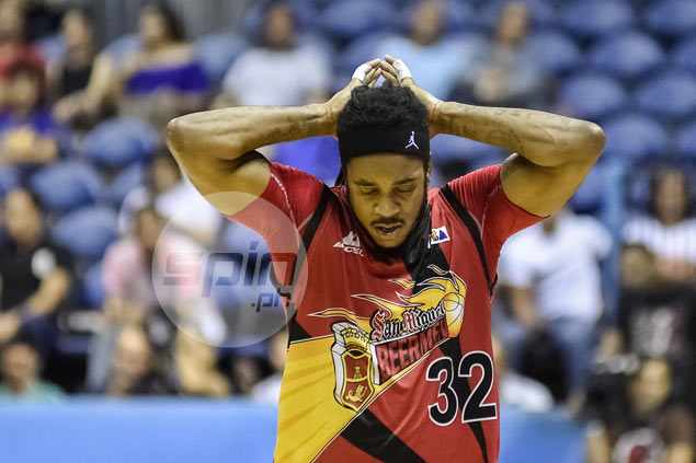 SMB import AZ Reid heads to hospital for check-up after banging head on floor