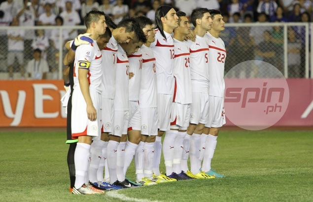 Azkals move up to 129th in Fifa rankings despite hardly seeing action this month