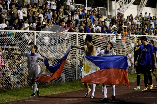 Philippine Azkals pull off great fightback, stun North Korea in five-goal thriller