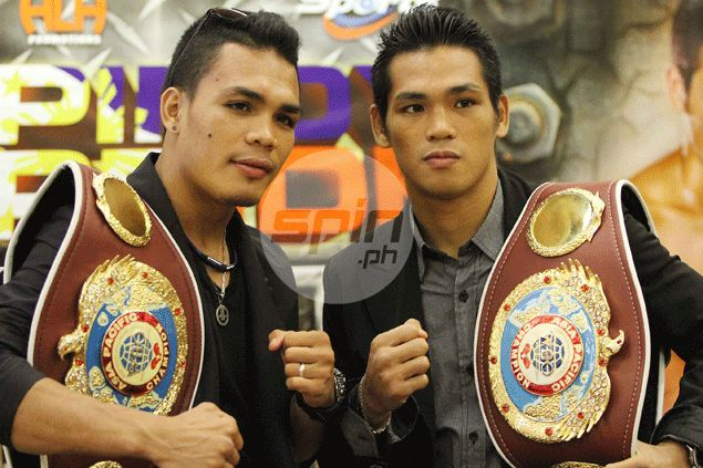 Unbeaten fighters Genesis Servania, Arthur Villanueva take wares in Dubai for Pinoy Pride card