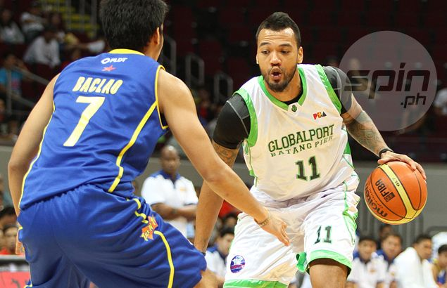 GlobalPort's Jay Washington returning to Talk 'N Text in trade for Noy Baclao, 2017 first-round pick