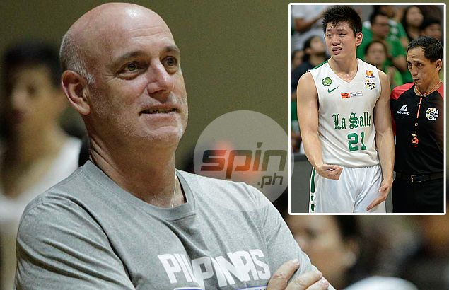 Tab Baldwin denies SMB-MVP rivalry influenced decision to cut Jeron Teng and Co. from Seaba-bound Gilas team