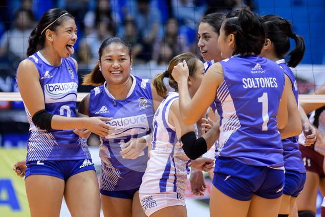 Alyssa Valdez confidence, composure rubbing off on Bali Pure teammates, says Soriano