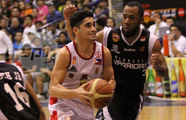Chris Banchero plays down Pringle rivalry as former ABL stars take act to PBA