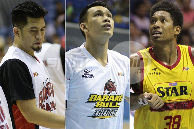 Devance to reunite with Cone at Ginebra, Baracael to Barako, Pascual to Star in three-team trade
