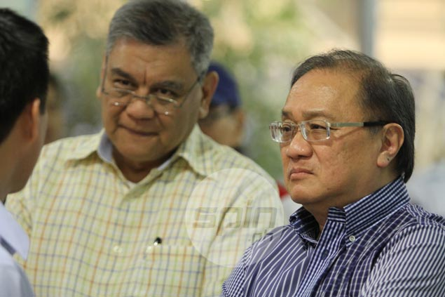 Manny Pangilinan, SBP going all out in bid to win hosting rights to Olympic qualifier
