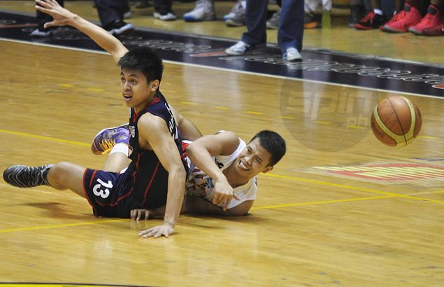 One less star for NCAA All-Stars as San Beda's Baser Amer to sit out as a 'precaution'