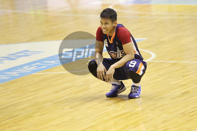 Meralco rookie Baser Amer thrilled to see extra work, Alapag mentoring pay off