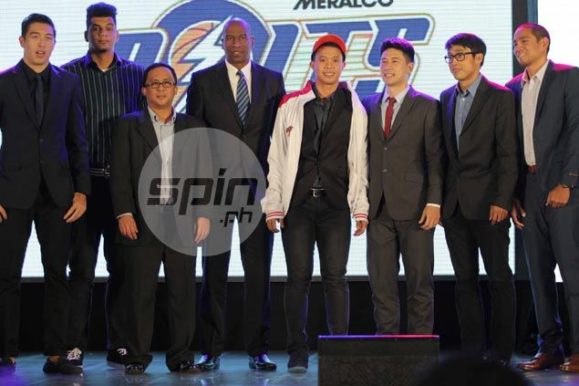 Meralco draft pick Baser Amer excited for chance to play alongside 'mentor' Alapag