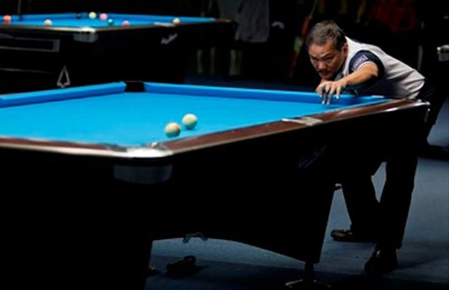 'Bata' Reyes, Orcollo, Amit banner Philippine billiards team to SEA Games