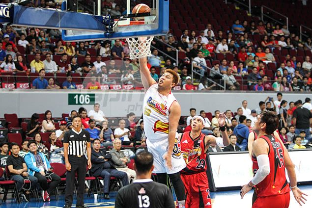 Belga won't mind another huge Fajardo game - so long as other SMB players are silenced