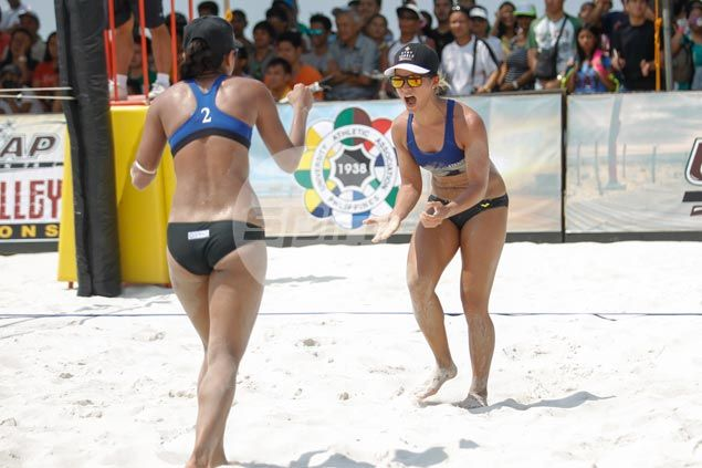 Ateneo-La Salle KO match still up in the air as UAAP beach volley games postponed again