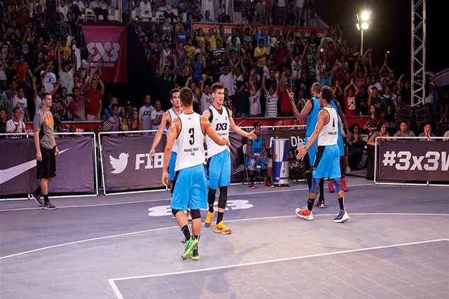 Calvin Abueva, Manila North kiss title bid goodbye after going down against Novi Sad in Fiba 3x3