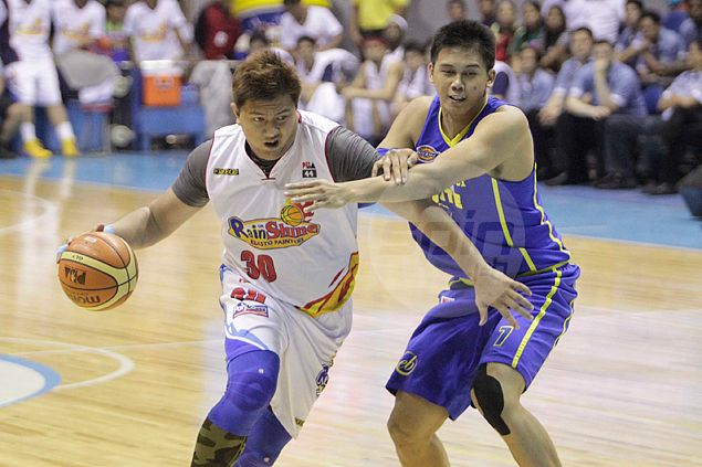 Beau Belga vows to be more assertive against Talk 'N Text import Ivan Johnson in Game Two
