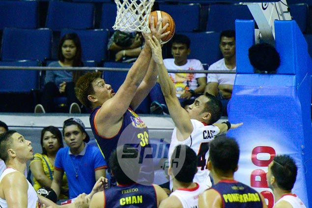 No more extra rice as Beau Belga sheds 20 pounds on orders of coach Guiao