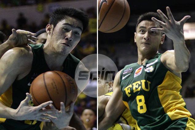 UAAP eligibility rule change could pave way for Mac Belo, Russel Escoto return to FEU
