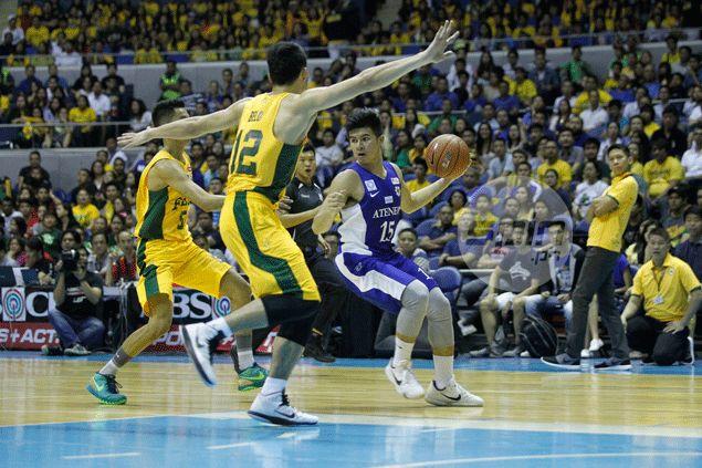Mac Belo's Gilas cadet stint helped him to become a better perimeter defender, says FEU coach