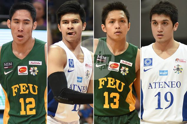 FEU or Ateneo? Let's take a deeper look at this match-up as Final Four gets underway